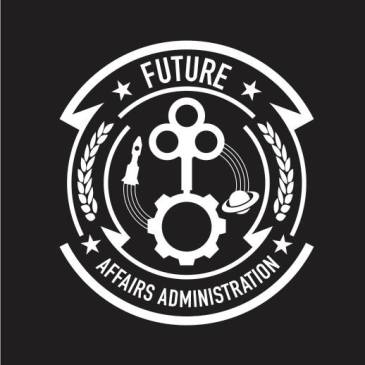 Logo for the Future Affairs Administration in China